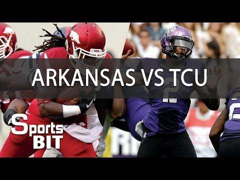 Sports BIT: Arkansas vs TCU Week 2 Preview