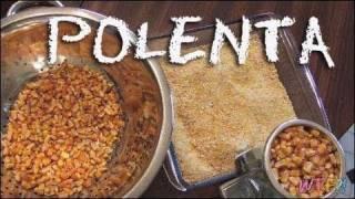 What Is Polenta?  How to Make Cheesy Creamy Polenta Recipe
