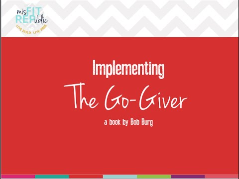 Implementing The Go-Giver 5 Laws for Beachbody Coaching