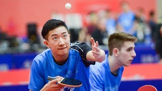 2019 iSET College Table Tennis Championships - Table 1 - Team Finals (Day 2)