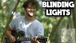 Blinding Lights Cover