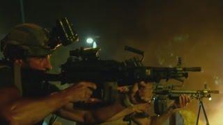 13 часов: Тайные солдаты Бенгази - Русский трейлер (2016)