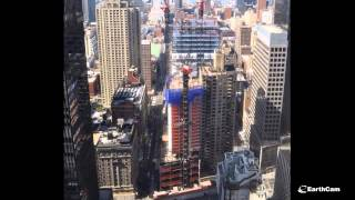 G Holdings Time-Lapsed the Construction of the Tallest Hotel In North America