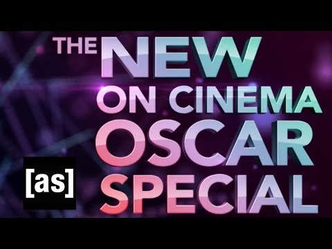 The 6th Annual Live On Cinema Oscar Special | On Cinema At The Cinema | Adult Swim