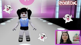 Roblox - VIREI FANTASMA (Fashion Frenzy) Jeux Luluca