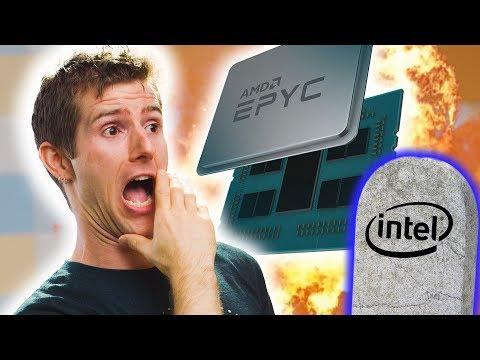AMD is just rubbing it in now...