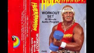 Hulk Hogan - Hulkamania Workout Set