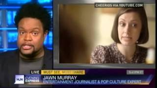Jawn Murray Talks Multiracial Cheerios Ad on HLN