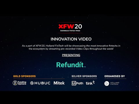 Innovation Video - Refundit