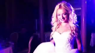 Неугомонный танец на свадьбе Алексея и Юлии!