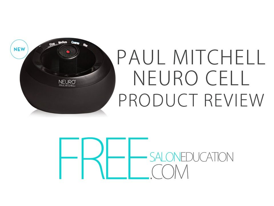 PAUL MITCHELL NEURO CELL REVIEW - HOT ROLLERS - FREE SALON EDUCATION - Product Review