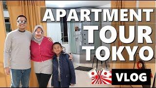 Gambar cover TOKYO APARTMENT TOUR! Korean Town Shinjuku | Vlog Jepang | Vlog Keluarga | Vlog Indonesia