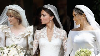 Royal Weddings, Then and Now: Princess Diana, Kate Middleton, and Meghan Markle | The New Yorker thumbnail