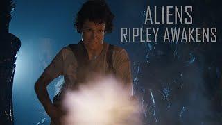 Aliens - Ripley Awakens V.2 (Star Wars The Force Awakens Trailer Mashup) 4auxK