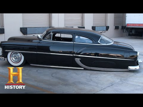 Counting Cars: Kevin And Ryan Stop A Tricked Out 53 Chevy (Season 8, Episode 11) | History