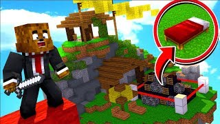 UNLIMITED EMERALD STRATEGY IN MINECRAFT BED WARS! | JeromeASF