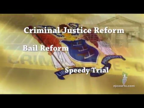 New Jersey Criminal Justice Reform Overview