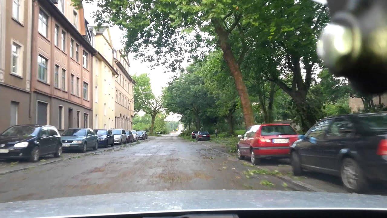 Unwetterzentrale Gelsenkirchen
