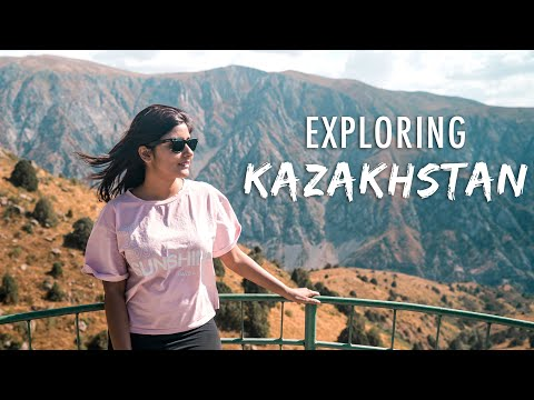EXPLORING KAZAKHSTAN 🇰🇿 Trekking in South Kazakhstan | Ep 1: Aksu Zhabagly Nature Reserve