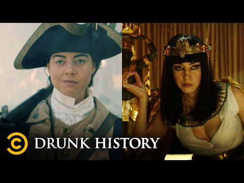 The Best of Aubrey Plaza - Drunk History