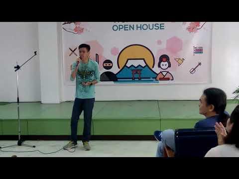 NCF PIJLC Open House Karaoke - Anbaransu na Kiss wo Shite