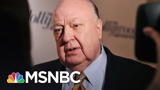 Former Fox News Chief Roger Ailes Dead At 77 | Morning Joe | MSNBC