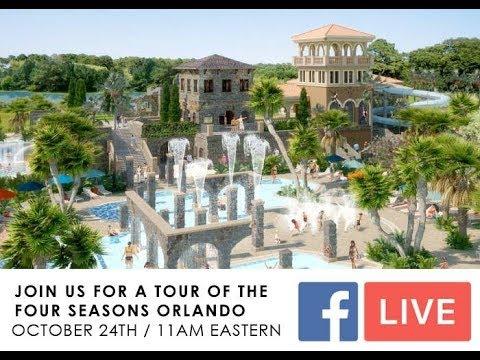 Tour of Four Seasons Resort Orlando at Walt Disney World® Resort