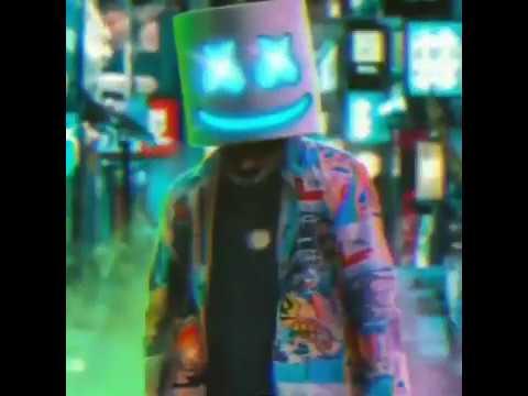 "Polosan/mentahan video ""Marshmello"" keren untuk Quotes ..."