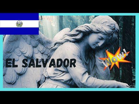 EL SALVADOR: EXPLORING CEMETERY Of SAN SALVADOR, Beautiful MARBLE STATUES (CENTRAL AMERICA)