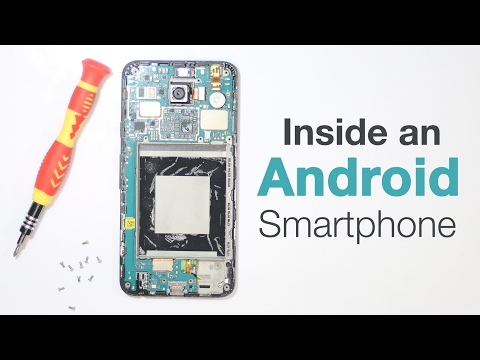 What's Inside An Android Smartphone?