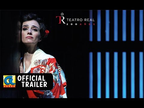 Madama Butterfly Teatro Real English