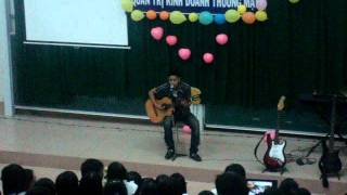 video aucoutic guitar hay: Bai hat cho em_Guitar Bao Quoc Tky.MPG