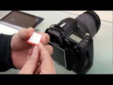 4GB Karta SD WiFi - Bezprzewodowa SDHC