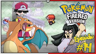 Pokémon Fire Red Let's Play #14: Lavender Town Medo do Zoião e Charizard na Parada
