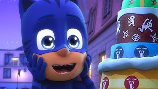 PJ Masks Episodes - BEST OF CATBOY - Catboy Special! - Cartoons for Children