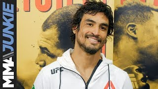 UFC on ESPN 1: Kron Gracie post fight interview For more MMA news: http://www.mmajunkie.com Upcoming events: http://mmajunkie.com/rumors Fighter ...