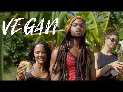King Bach - Vegan (Official Video)