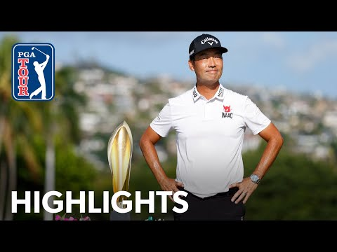 Kevin Na's winning highlights from the Sony Open | 2021