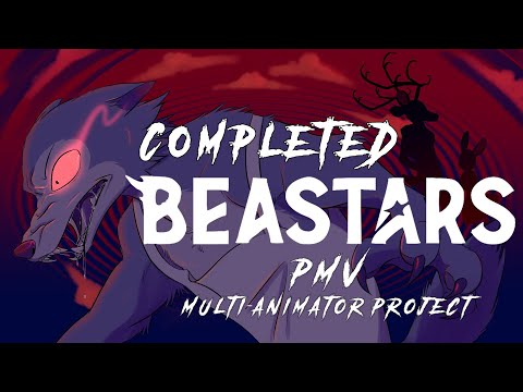 """[COMPLETED!] ★ BEAST★RS - """"Animals"""" 1-Week PMV Multi-Animator Project"""