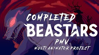 "[COMPLETED!] ★ BEAST★RS - ""Animals"" 1-Week PMV Multi-Animator Project"