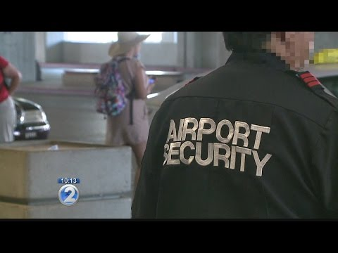 Airport bribery scheme by contract workers under investigation