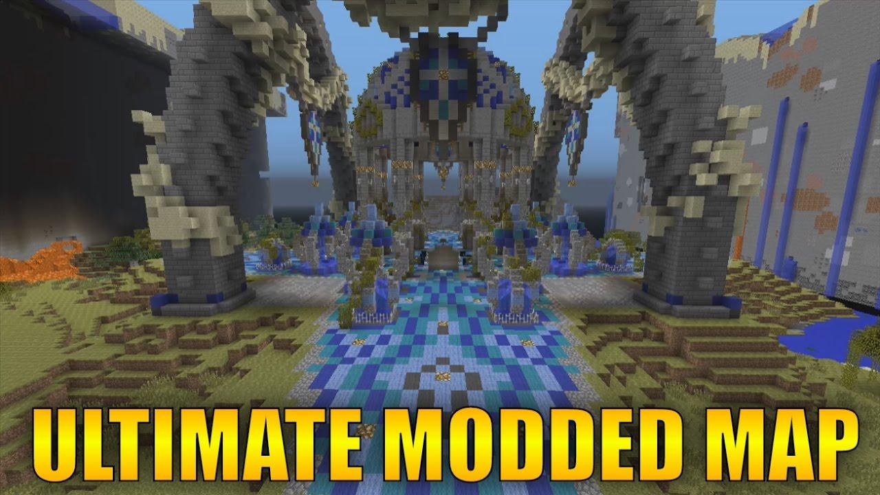 best map ever minecraft