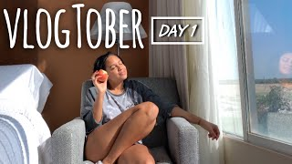 Happy vlogTober • Day 1