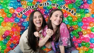 we made friendship bracelets :) *vlog*