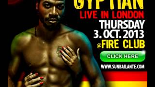 Sun Bailante Gyptian The Best off