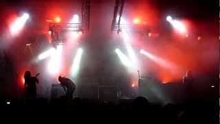 Endstille - Endstilles Reich (live at Hellfest 2012)