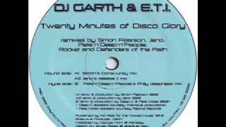 DJ Garth & E.T.I - Twenty Minutes Of Disco Glory (Jeno