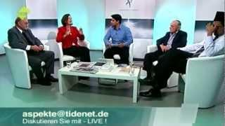 Der Schmähfilm - Die Unschuld der Muslime - Talk bei Aspekte des Islam 1/3