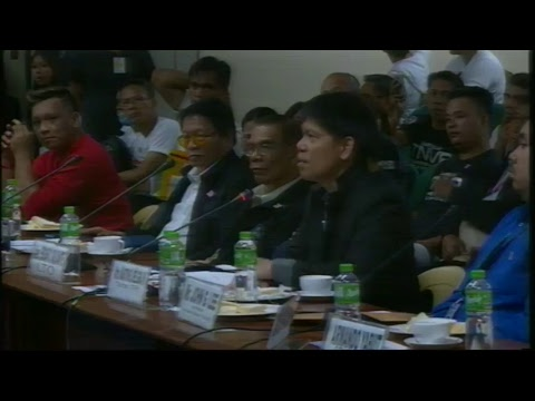 Committee on Public Services (February 15, 2018)
