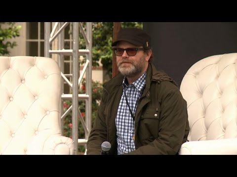 Rainn Wilson | 2016 L.A. Times Festival of Books